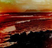 Fotografie, Kreta, Meer, Digitale kunst
