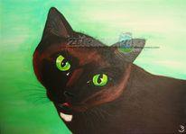 Acrylmalerei, Rasse, Kohlezeichnung, Haustier