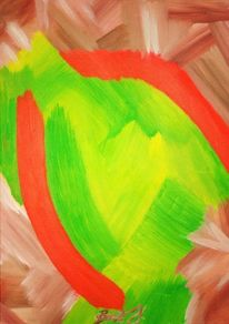 Grün, Farben, Rot, Seele