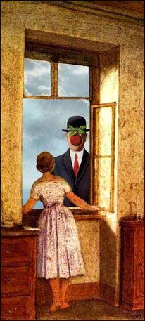Habbät, Mann, Unsinn, Apfelverkäufer