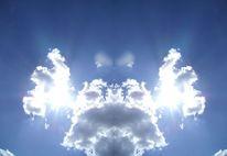 Wolken, Fozzie bear, Rorschachtest, Fotografie