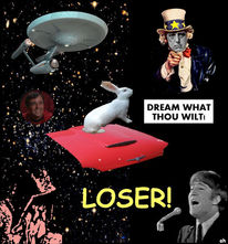 Aleister crowley, Led zepelin, Zeitlieb, Star trek