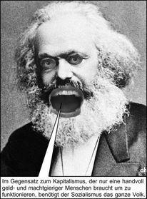 Rechtfertigung, Kapitalismus, Sozialismus, Marx