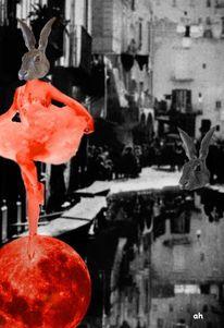 Hase, Mond, Jazz, Dadaismus