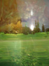 Fotografie, Traumwelt, Glas, Wasser