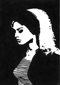 Mademoiselle, Bardot, Omasch, Illustrationen
