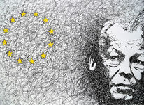Willy brandt, Europa, Illustrationen
