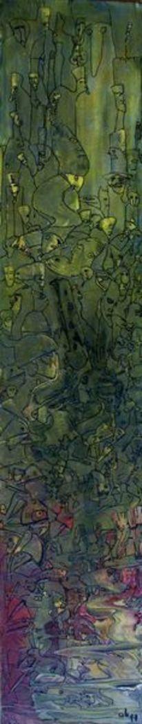 Muspell, Götter, Niflheim, Ginnungsgap