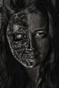Terminator, Digitale kunst
