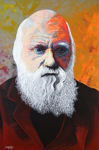 Darwin, Bonn, Rheinland, Portrait