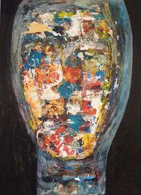Malerei, Panel, 2013