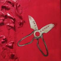 Schmetterling, Area 73 köln, Kiki main, Acrylmalerei