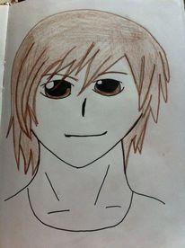 Manga Zeichnung 212 Bilder Und Ideen Gezeichnet Auf Kunstnet