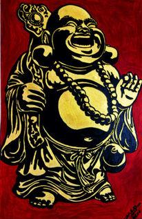 Buddha, Religion, Gold, Glaube