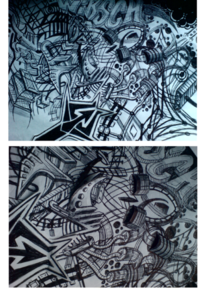 Skurril, Abstrakt, 3d, Fantasie