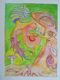 Dalí, Tribut, Malerei,