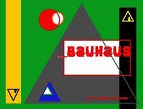 Bauhaus, Kandinsky, Johannes itten, Bauhaus stil