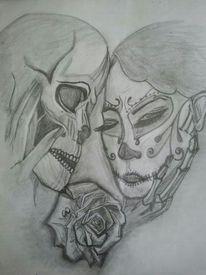 Tod, Gefühl, Liebe, Ausdruck