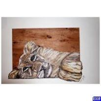 Braun, Tiere, Afrika, Zeichnungen