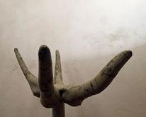 Skulptur, Liegend, Gefühlswelten, Frau