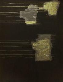 Wasser, Spannung, Schwarz, Acrylmalerei