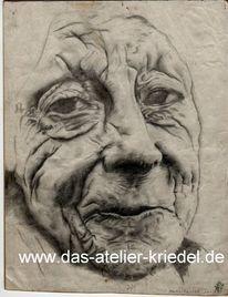 Bleistiftzeichnung, Portraitzeichnung, Portrait, Zeichnungen