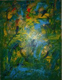 Malerei, Unterwelt,