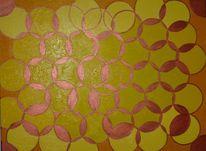 Verbindung, Malerei