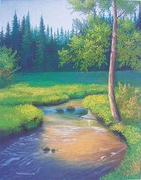 Malerei, Pastellmalerei