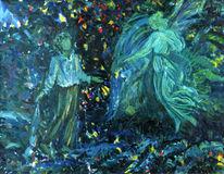 Malerei, Muse