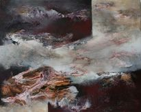 Malerei, 2015, Freiheit