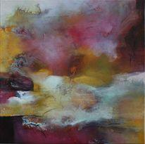 Malerei, 2014, Ursprung