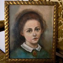 Portrait, Ölmalerei, Alte meister, Alla prima