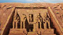 Architektur, Landschaft, Tempel, Weltkulturerbe