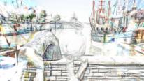 Digitale kunst, Hafen