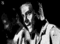 Portrait, Menschen, Mann, Digitale kunst