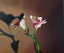 Realismus, Ölmalerei, Lasurtechnik, Malerei