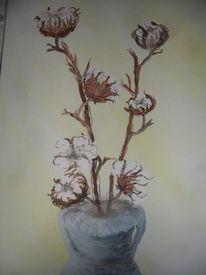 Natur, Pflanzen, Vase, Stillleben