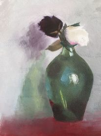 Idylle, Klassik, Stimmung, Vase