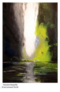 Landschaft, Malerei, Ölmalerei, Gegenständlich
