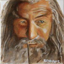 Fantasie, Gandalf, Zauberer, Ian mckellen