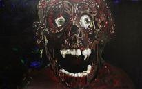 Barrel zombie, Wiederkehr, Wohnung, Brains