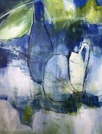 Krug, Flasche, Gefäß, Malerei