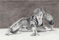 Kohlezeichnung, Zeichnung, Zeichnungen