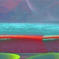 Incendia, Digital, 3d, Fraktalkunst