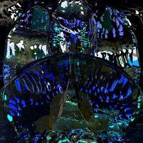 Spiegelung, 3d, Reflexion, Blender
