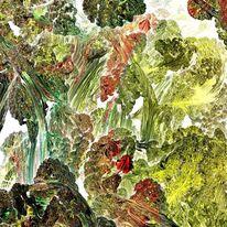 3d, Digital, Mandelbulb, Fraktalkunst