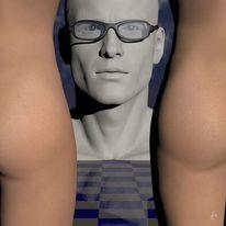 Poser, Digital, 3d, Digitale kunst