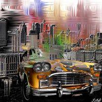 Digitale kunst, New york