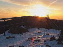 Berge, Achtermannshöhe, Raum, Sonnenaufgang